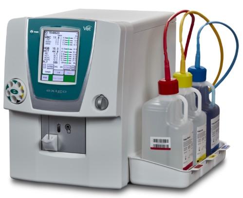 Exigo動物血細胞分析儀